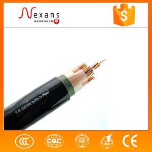 聚乙烯绝缘电力电缆YJV5*6