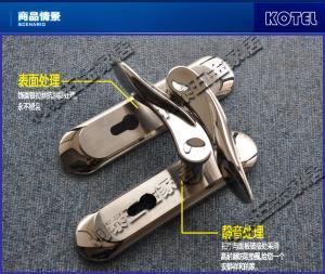柯泰 不銹鋼門鎖  裝飾材料