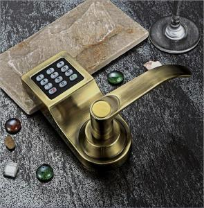 D6600公寓智能锁/办公智能锁/IC卡锁/密码锁/遥控锁