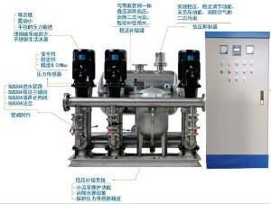 恒压变频器供水设备