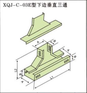 下边垂直三通厂家出售垂直高压三通 焊接式承插三通