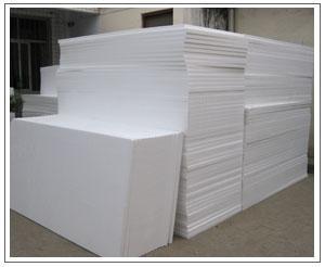 墙体使用EPS聚苯板
