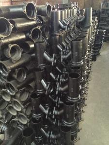 高碑店联通铸造  三通 管材 厂家直供