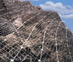边坡防护网   主动防护