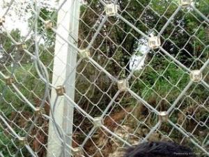 边坡防护网  被动防护