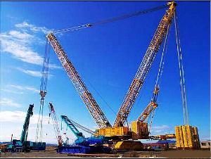 50-450噸履帶吊
