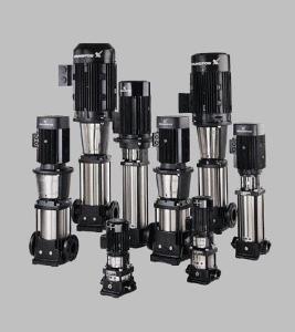 格兰富立式多级离心泵 – CR系列千耀机电