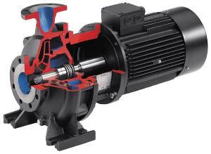 格兰富NBG系列直联式端吸离心泵