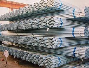 各種型號熱鍍鋅鋼管蘇州勤豐管業