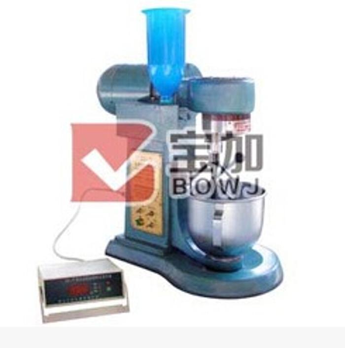 JJ-5型水泥胶砂搅拌机 行星机 水泥胶沙搅拌机 水泥搅拌机