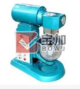 NJ-160 水泥净将搅拌机 净浆机 水泥绞拌机 水泥胶沙搅拌机