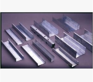 隔墻輕鋼龍骨 重量輕、強度高 東莞市常平通慶新型建筑材料貿易部
