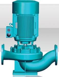 离心式管道水泵