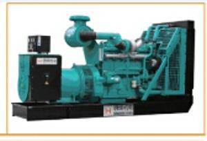 M-C系列發電機組