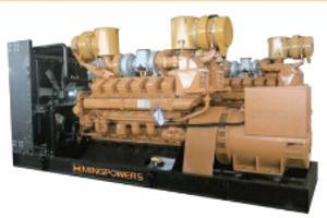 M-JC濟柴油發電機組