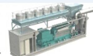 MN(H)系列中低速 发电机组