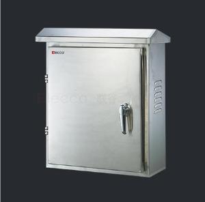 不锈钢配电箱  南京迅派