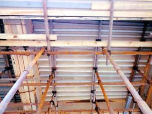木塑建筑模板  金佳源