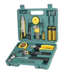 廠家直銷 工具套裝16件套 車用家用組套工具 五金工具套裝 工具箱