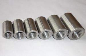 钢筋连接套筒 无污染、强度高,质量稳定可靠 青岛聚朋源工贸有限公司