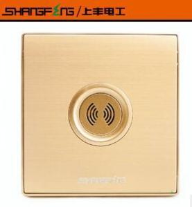 上丰声控开关 楼道光控声控延时感应开关 声光控220V开关 L86系列