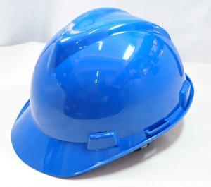 V型ABS一指键安全帽