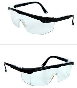 9988型黑框透明眼镜