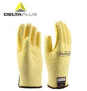 代爾塔 防切割超細纖維透氣男 女士 勞保工作手套耐磨
