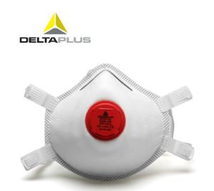 代尔塔口罩 防雾霾口罩PM2.5防护口罩FFP3一次性口罩男女防尘口罩