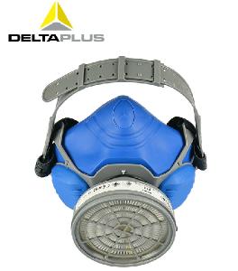 代尔塔 防尘面具高效工业粉尘防护面罩 防雾霾半面罩PM2.5雾霾