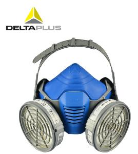 代尔塔防尘面具 防尘口罩粉尘水泥厂雾霾工业