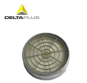 代爾塔105134防塵濾盒半面罩面具呼吸防護配件工業粉塵PM2.5配件