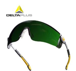 代尔塔电焊眼镜防强光 焊工专用护目镜 气焊防护眼镜防飞溅