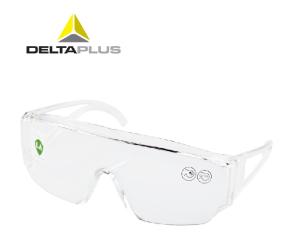 代尔塔护目镜防尘防沙防护眼镜 户外骑行防风眼镜 防紫外线防护镜