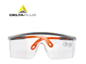 代尔塔防护眼镜护目镜防冲击防尘防风沙劳保工作防雾防刮擦紫外线