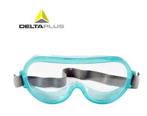 代尔塔防护眼镜护目镜 劳保防尘防风沙打磨防护眼镜防雾喷漆眼罩