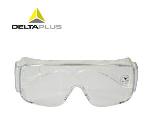 代尔塔护目镜 防尘防沙防护眼镜 防风镜劳保眼镜防冲击防飞溅访客