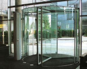 供应 瑞士托马斯TORMAX水晶自动旋转门