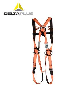 代尔塔高空防坠落安全带防护带双挂点工业工作户外高空作业正品