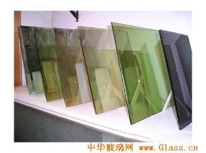 高性能热反射镀膜玻璃
