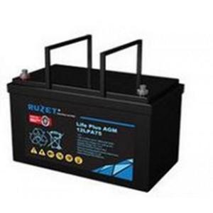 进口法国路盛蓄电池12LPG100真品低价直销