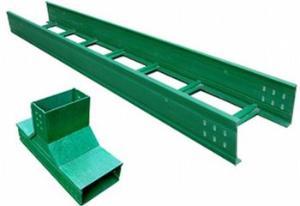玻璃钢梯式桥架