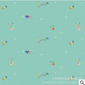批发学校 幼儿园卡通塑料地板 防滑耐磨儿童地胶 艾蒂乐欢乐园