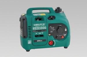 原装日本泽藤本田汽油数码变频额定0.9KW发电机SHX1000