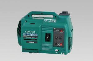 原装日本泽藤本田数码变频1.5KW汽油发电机SHX2000