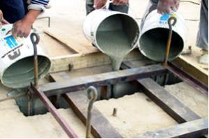 钢构加固高强微膨胀灌浆料    早强、高强、自流性高、耐久性强 北京远华世纪ManBetX安卓有限公司