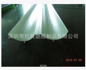 优质塑胶产品加工各种挤塑型材反光罩 LED系列