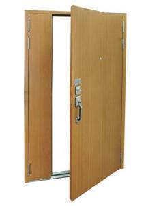 鋼質防盜安全門(平板型)