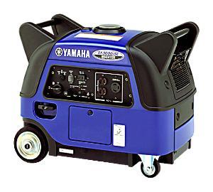 雅馬哈數碼變頻靜音2..8KW汽油發電機EF3000IS