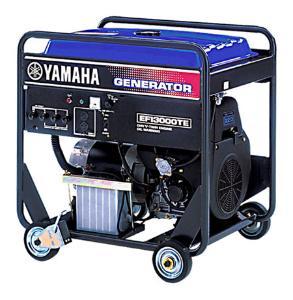 雅马哈三相8KW汽油发电机EF13000TE